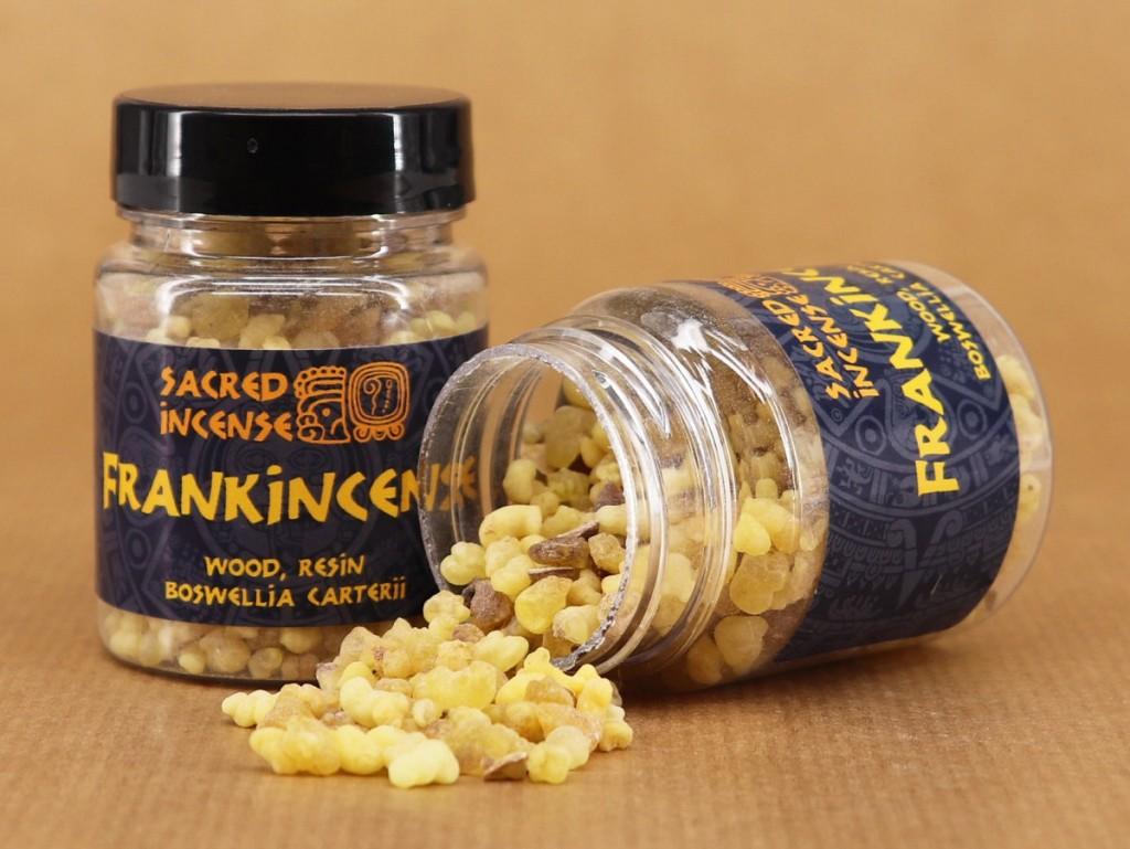 Sacred Incense - Frankincense (aka Bible Frankincense