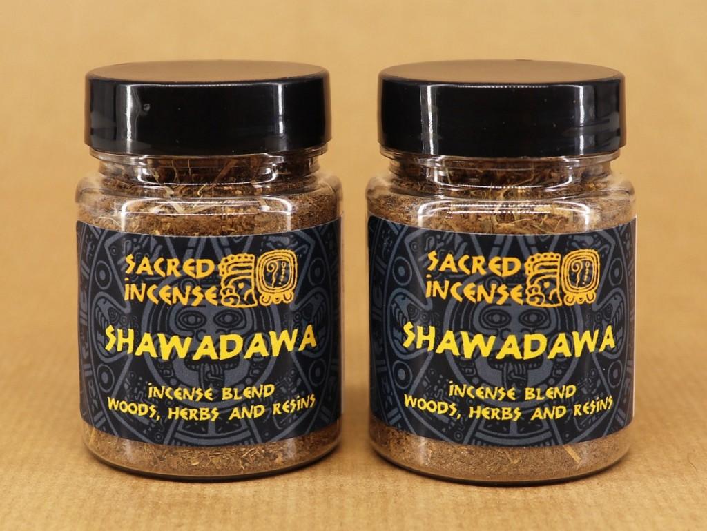 Sacred Incense - Shawadawa at Katukina - Tribal Rapé